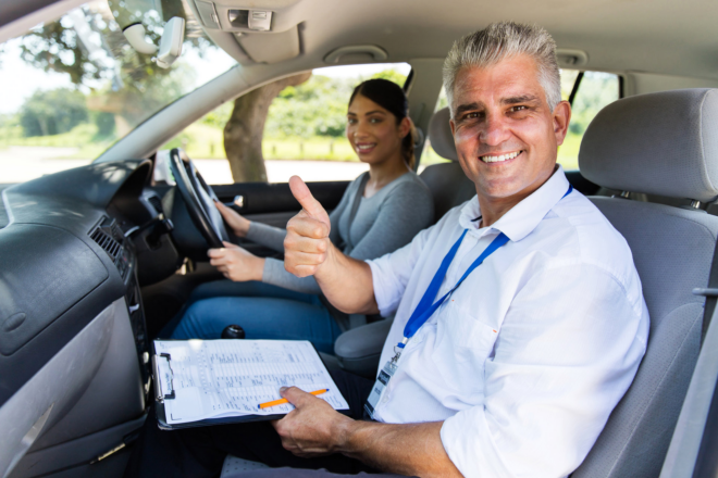 Professional Driving School is a Must